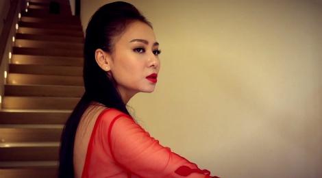Thu Minh xuat hien bi an trong MV moi hinh anh
