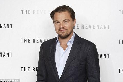 Leonardo DiCaprio suyt chet duoi khi quay phim hinh anh