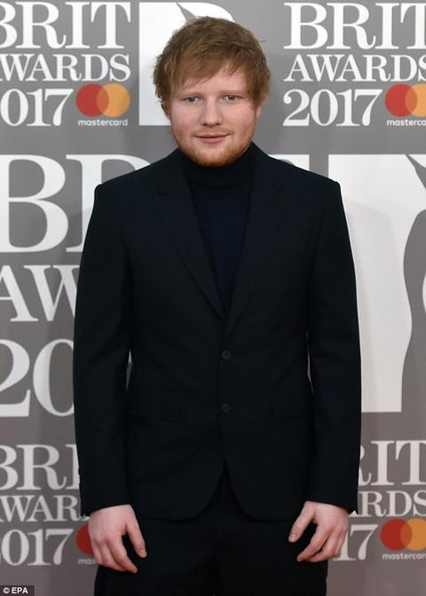 Ed Sheeran va cong cuoc ghi danh lich su am nhac chi sau mot dem hinh anh 1
