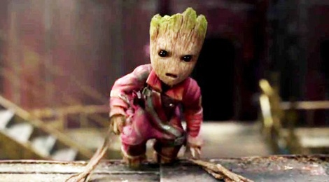 'Be Groot' noi gian trong trailer moi cua 'Guardians of the Galaxy 2' hinh anh