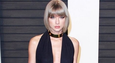 Taylor Swift lap lung ngay tro lai hinh anh