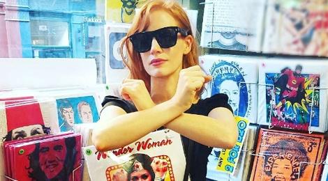 Gioi Hollywood het loi khen 'Wonder Woman' hinh anh