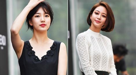 Suzy va my nhan dao keo Han Ye Seul noi bat o su kien hinh anh