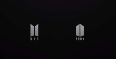 BTS LOGO Animations hinh anh
