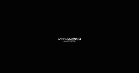 ACRONYM Acronymjutsu SS 14 hinh anh