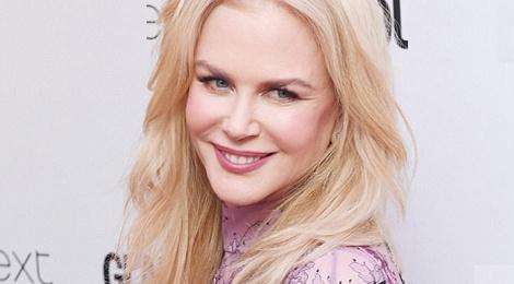 Nicole Kidman dung tiem botox vi khong the cu dong tran hinh anh