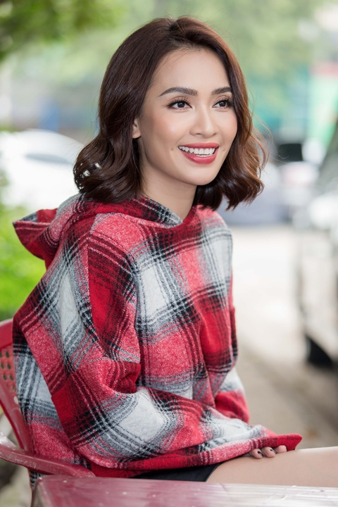 Ai Phuong: 'Diem manh o Sao dai chien cua doi toi la su chiu choi' hinh anh 4