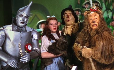 Hau truong tai tieng, khac nghiet cua 'Phu thuy xu Oz' (1939) hinh anh 2