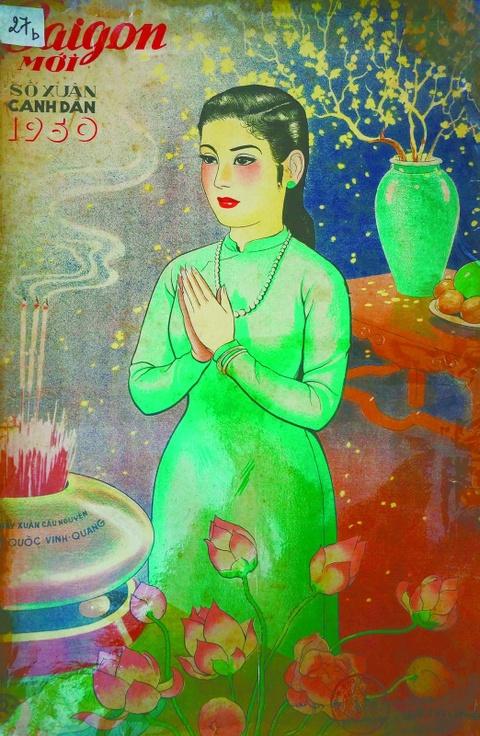Bao Xuan Sai Gon xua: Giai pham va giai nhan hinh anh 2