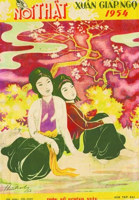 Bao Xuan Sai Gon xua: Giai pham va giai nhan hinh anh 7