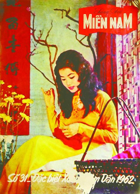 Bao Xuan Sai Gon xua: Giai pham va giai nhan hinh anh 11