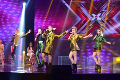 Can do top 5 cua X Factor truoc dem chung ket hinh anh