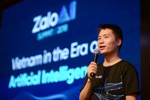 Toan canh Zalo AI Summit 2018 hinh anh
