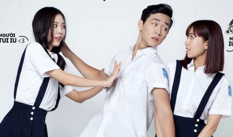Min (ST319 ) vuong tinh tay ba trong phim ngan dau tay hinh anh
