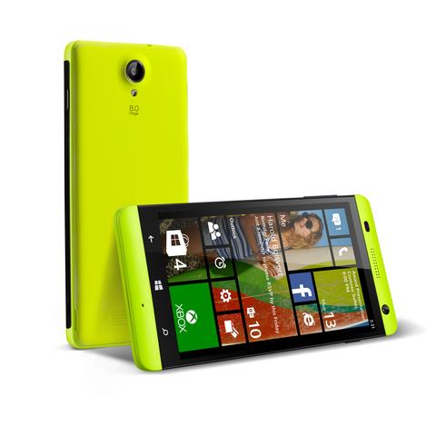 FPT hop tac voi Microsoft ra mat dien thoai Windows Phone hinh anh