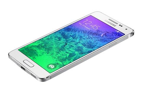 Samsung Galaxy Alpha: mong, nhe, camera 13 megapixel hinh anh