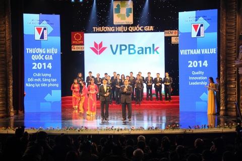 VPBank lan thu 2 lien tiep dat Thuong hieu quoc gia hinh anh