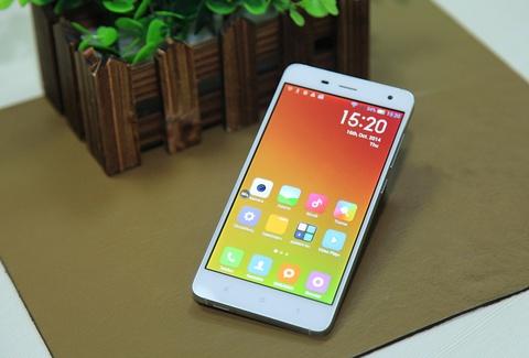 Smartphone D850 cong nghe Nhat Ban ra mat tai Viet Nam hinh anh