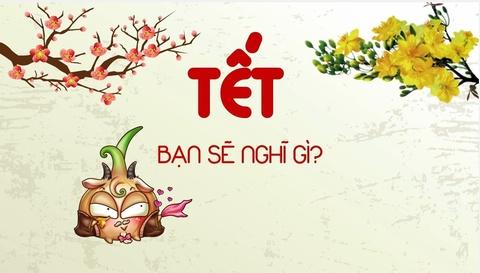 3Q Cu Hanh lay nuoc mat nguoi xem trong clip mung Tet hinh anh