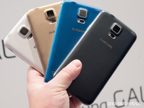 Samsung Galaxy S5 giam 5 trieu sau su kien ra mat S6 hinh anh