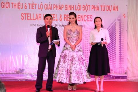 Nguoi dep Nguyen Thu Huong mua can ho tai Nha Trang hinh anh