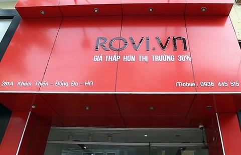 Rovi HKPhone lang le roi khoi thi truong di dong Viet Nam? hinh anh