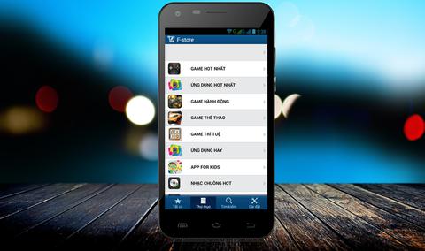 FPT Life 5 Star: Smartphone binh dan chup anh bang giong noi hinh anh