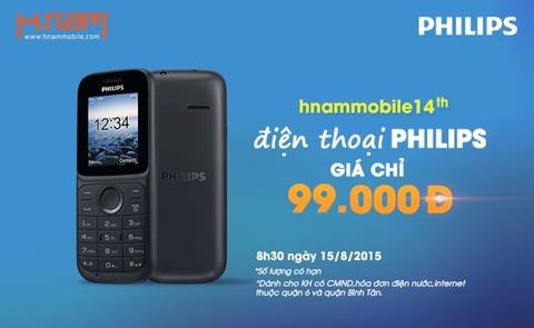 Hnam Mobile ban dien thoai 99.000 dong mung khai truong hinh anh