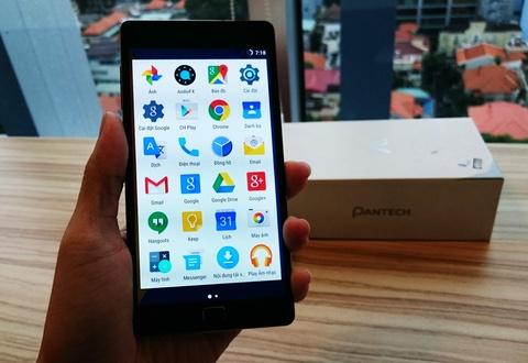 Vega Iron 2: Smartphone gia re, man hinh Super AMOLED hinh anh