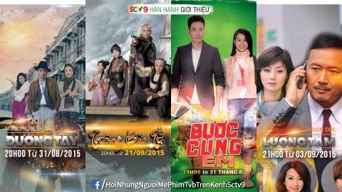 Cac sieu pham TVB len song SCTV9 trong thang 9 hinh anh