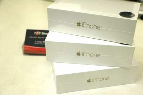 FPT Trading giam gia iPhone 6 va iPhone 6 Plus hinh anh