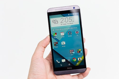 5 uu diem cua HTC One E9 Dual Sim hinh anh