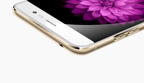 Arbutus AR5: Smartphone gia re, man hinh cong 2,5D hinh anh