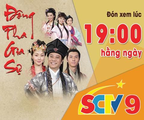 Phim 'Dong Pha gia su' len song SCTV9 hinh anh