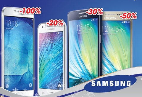 Nhat Cuong Mobile giam gia 30% smartphone Samsung hinh anh