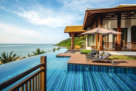 Resort Viet tiep tuc duoc vinh danh sang trong nhat the gioi hinh anh