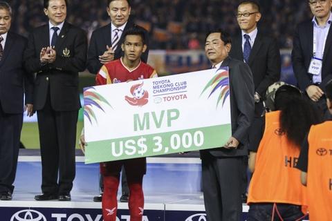 toyota mekong club championship 2015 hinh anh