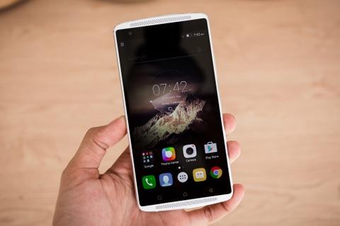 Lenovo Vibe X3: Smartphone gia re, cau hinh manh vua len ke hinh anh