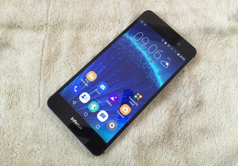 Infocus M560: Smartphone My RAM 2 GB tam gia 2 trieu dong hinh anh