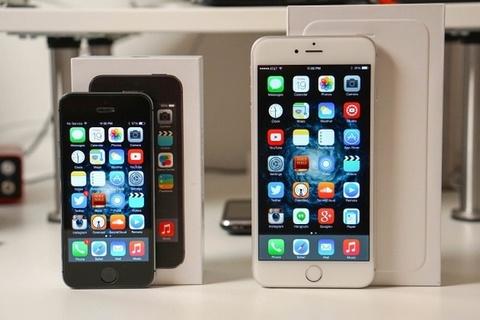 iPhone dong loat giam gia manh khi iPhone SE ra mat hinh anh