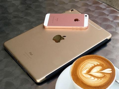 Phone, iPad giam gia sau ra mat iPhone SE va iPad Pro 9.7 hinh anh