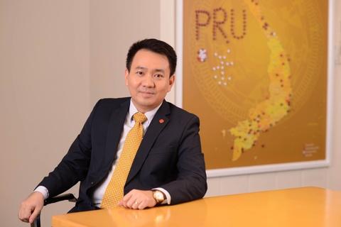 Le Tri Thong: 'Toi bi hap dan boi thach thuc o Prudential' hinh anh