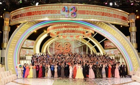 Fan Viet cung nhau san ve du sinh nhat TVB hinh anh