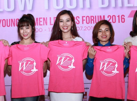 Mang luoi Nu lanh dao tre Young WLIN ra mat tai TP HCM hinh anh