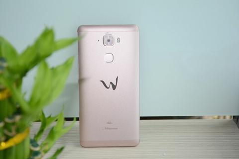 Bo tu smartphone Han W ra mat nguoi dung Viet hinh anh