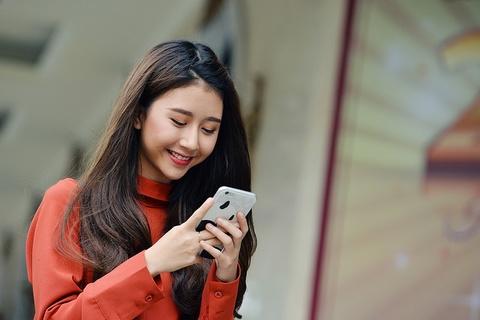 Nguoi dung ua chuong mobile banking khong can Internet hinh anh