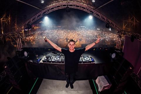 Martin Garrix duoc du doan tro thanh DJ so mot the gioi hinh anh