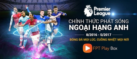 Giai Ngoai hang Anh 2016-2017 xuat hien tren FPT Play Box hinh anh