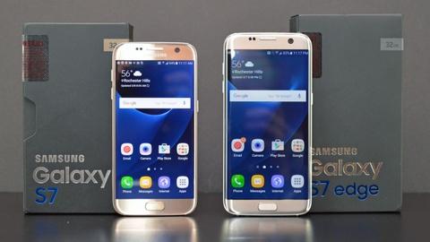 Doi iPhone, Samsung cu lay Galaxy S7, S7 edge moi hinh anh