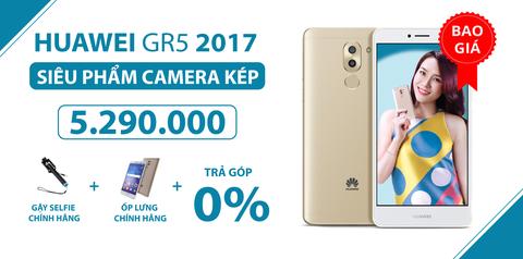 Huawei GR5 2017 gia chi 5,29 trieu dong tai Hoang Ha Mobile hinh anh
